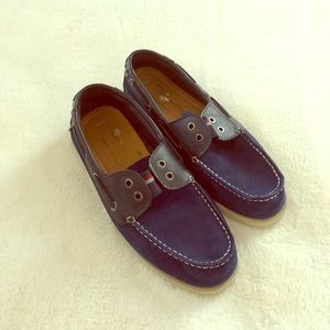 Tommy Hilfiger mocassin shoes men